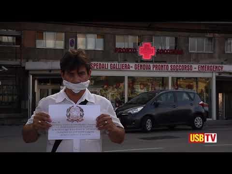 Genova 28 Agosto 2017: #iostocontulliorossi