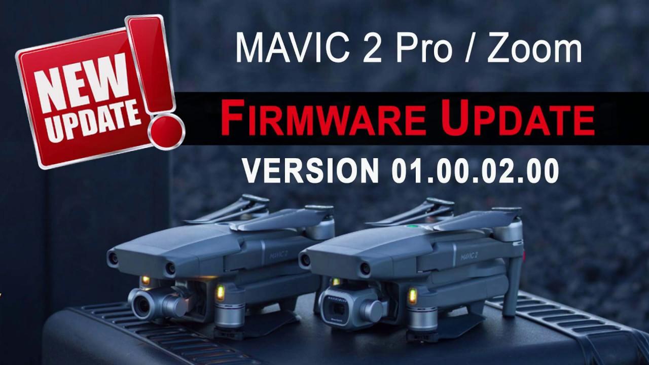 Mavic 2 Pro & Zoom – MAJOR UPDATE – NEW Hyperlapse Waypoint