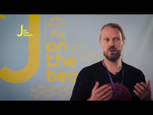 Petter Måhlén from Spotify Interview - JOTB16