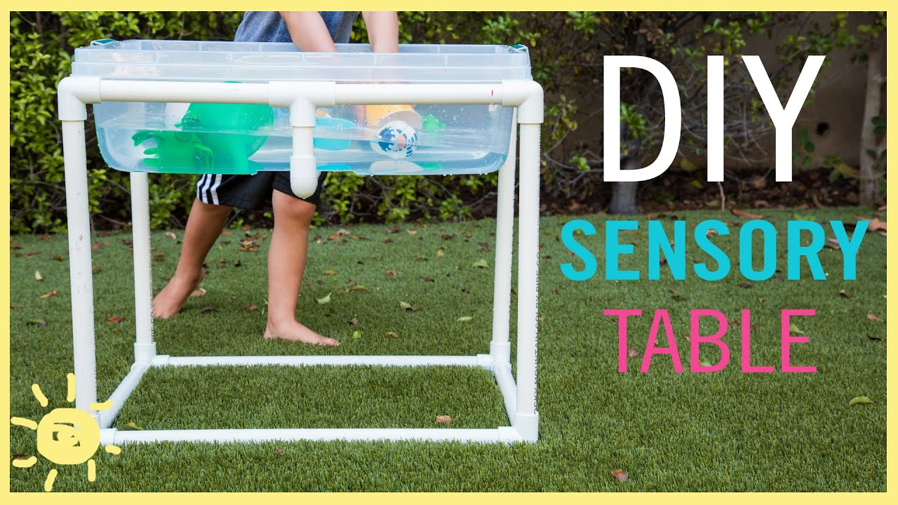 DIY - DIY Water Table - YouTube