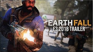 PS4 Games | Earthfall – E3 2018 Trailer