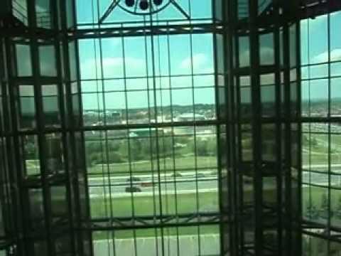 Unknown brand scenic elevator at Hilton Markham Hotel