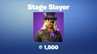 Stage Slayer | Fortnite Outfit/Skin