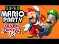 Super Mario Party River Survival Part 5 - Funhaus Gameplay
