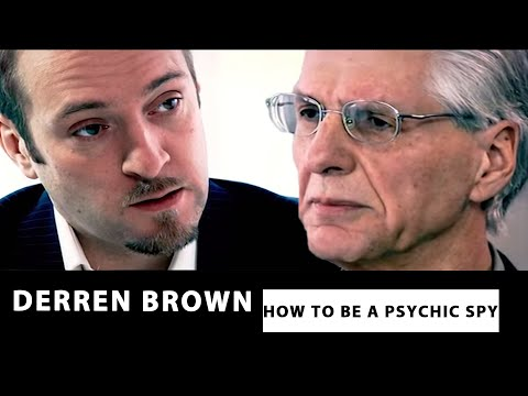 Does Remote Viewing Work? | HOW TO BE A PSYCHIC SPY | Derren Brown