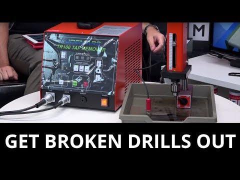 #SwarfandChips - Broken Taps and Drills? No longer a problem - 11/08/2017 - EP41
