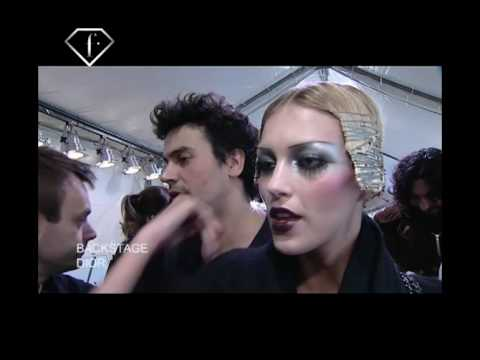 Models Talk Fall Winter 2009/2010 - ANJA RUBIK