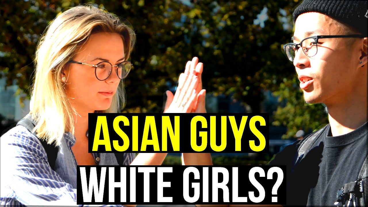 asian guys dating white chicks dance