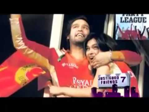 Deepika - Siddharth Mallya's different friendship - YouTube