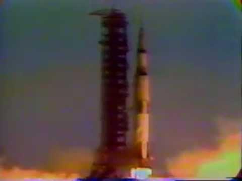 Apollo 11 Launch (Original NASA Video)
