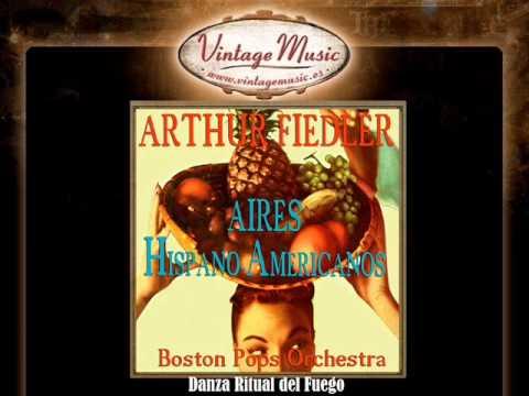 Arthur Fiedler -- Danza Ritual del Fuego