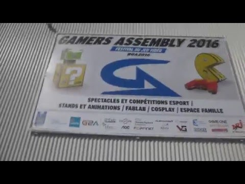 Gamers Assembly 2016 #interview#