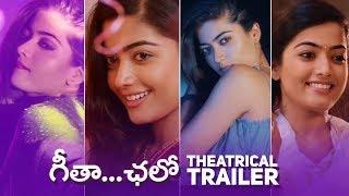 Geetha Chalo Movie Theatrical Trailer | Golden Star Ganesh | Rashmika Mandanna | Manastars