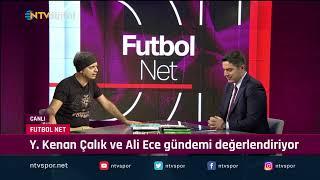Yusuf Kenan Çalık ve Ali Ece futbol gündemini değerlendiriyor