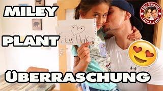 MILEY PLANT MEGA ÜBERRASCHUNG FÜR HAKAN !! PSST !!   daily VLOG TBATB
