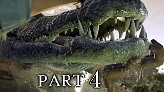 Battlefield Hardline Walkthrough Gameplay Part 4 - Gator Bait - Campaign Mission 3 (PS4)