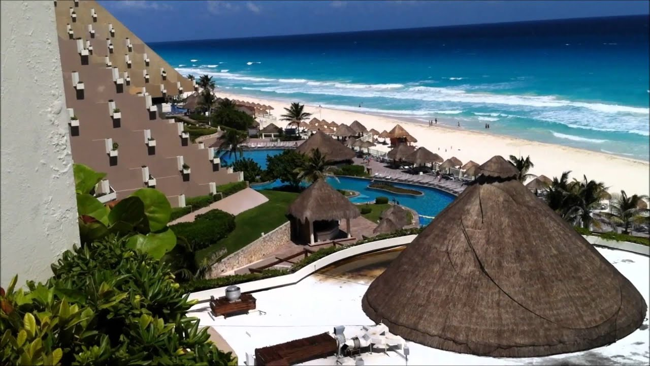 Gran Melia Resort Paradisus Cancun Mexico Quintana Roo October 2017 You