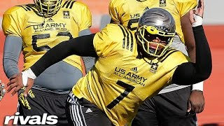 #ArmyBowl analysis: Dexter Lawrence
