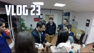 Vlog 23: Fin de año, la sagrada familia y mucha fiesta