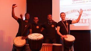 Team Building Percussions / Tambours du monde