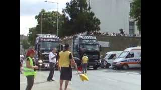 volvo fh16 750 vs man tgx 680