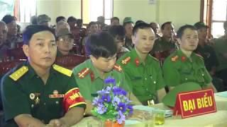 Xã Nghi Đồng ra mắt CLB CCB với công tác đảm bảo ANTT