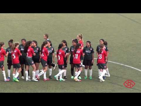 New York Alianza U14 Westchester Girls Final