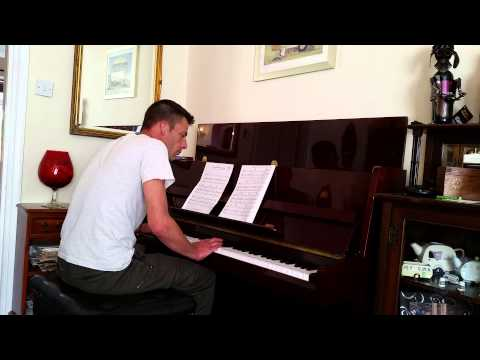Abba piano version of the day before you...