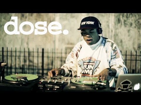 Jam Master Jay's Son TJ Mizell Spins & Shreds On Dose