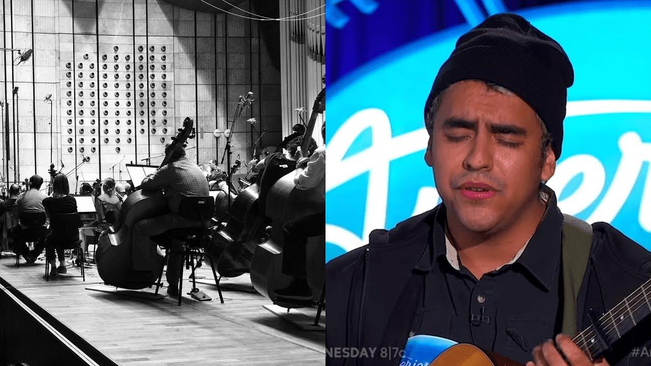 Alejandro Aranda + SYMPHONIC ORCHESTRA (by me) - American Idol 2019