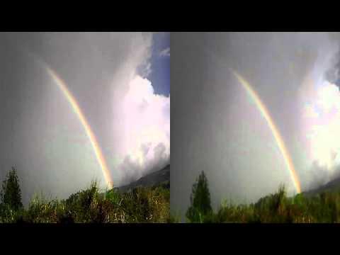 3D maui rainbow HD Hawaii
