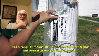 Electric Fencing For Homesteads Pt  4