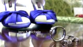 Jerry and Michele Gaines Wedding
