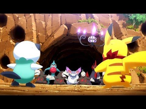 Pokémon Mystery Dungeon: Gates to Infinity (Part 2)