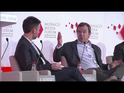 Monaco Media Forum 2012: Conversation - Adapt or Die