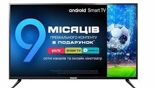 Телевизор Romsat 55USK1810T2 обзор
