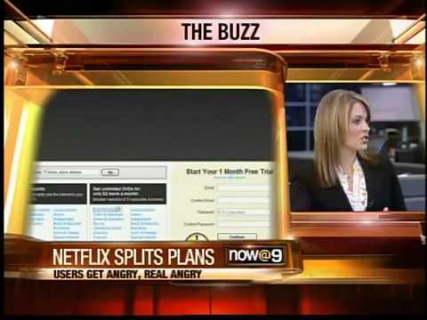 Netflix customers upset over new pricing plan