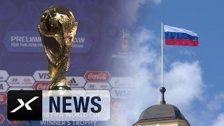 Rassismus in Russland ein Tabu-Thema | Sepp Blatter trifft Wladimir Plutin | WM 2018