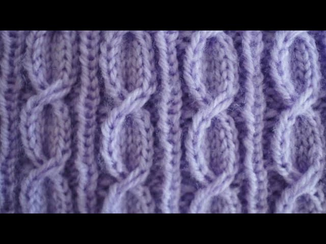 Knitting different cable pattern for gents sweater