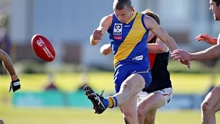 Brett Bewley vs Coburg