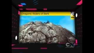 Драконы и всадники Олуха - Рекламный ролик №3 (Астрид и Громгильда)