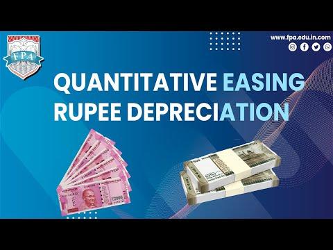 Quantitative easing as a solution for