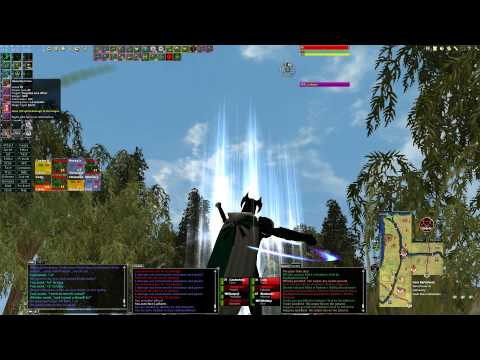 Dark Age of Camelot - Flying Hax