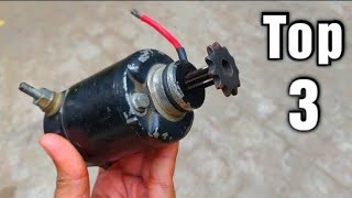 3 Simple Inventions DIY - World's Biggest Transistor, Diode and Capacitor
