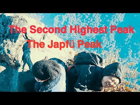 Trekking to The Japfü Peak | Second Highest peak in Nagaland | Northeast India