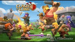 This is the last attack in Clash of Clans.....Claim all that rewards!!