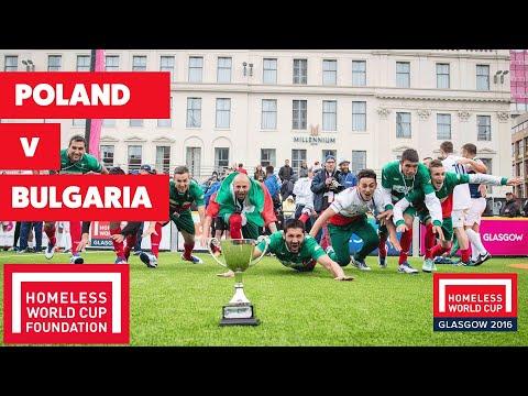 Poland v Bulgaria l Men's Bowl Final #HWC2016