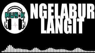 Gambar cover NGELABUR LANGIT (RAGGAE COVER) - DHEVY GERANIUM