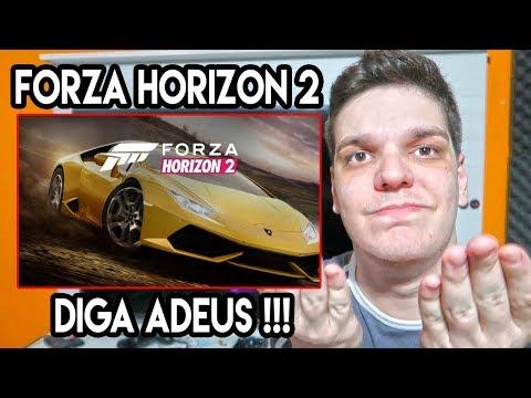 NOTÍCIA TRISTE PARA OS USUÁRIOS DE XBOX 360 - ADEUS FORZA HORIZON 2 😯😯😯