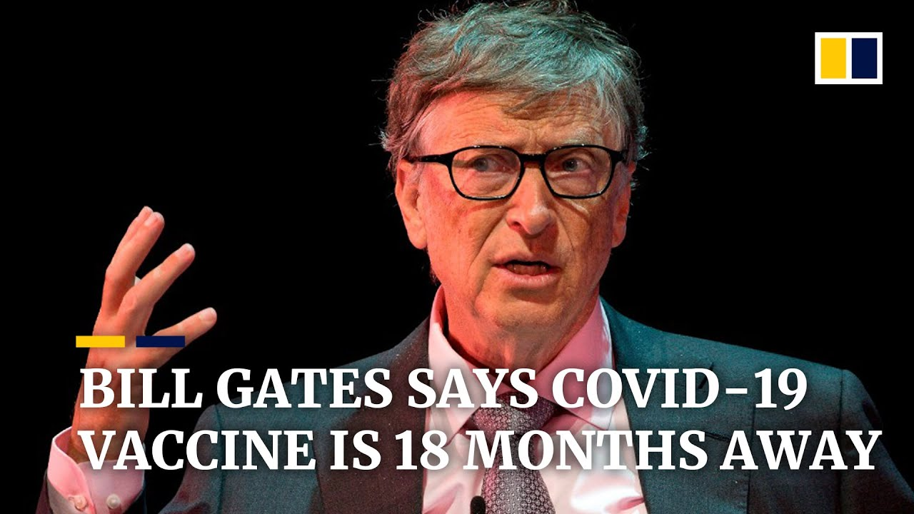bill gates coronovirus